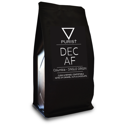 Image result for Columbia CO2 – Decaf Single Origin